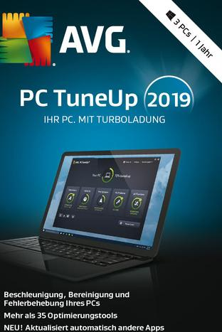 Avg PC TuneUp 2019 System Tool v18.3.507.0s