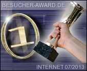 Besucher-Award - Das Original!