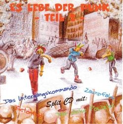 Various Artists – Es lebe der Punk Vol. 2