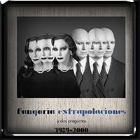 Fangoria - Extrapolaciones y dos preguntas 1989-2000 (2019)