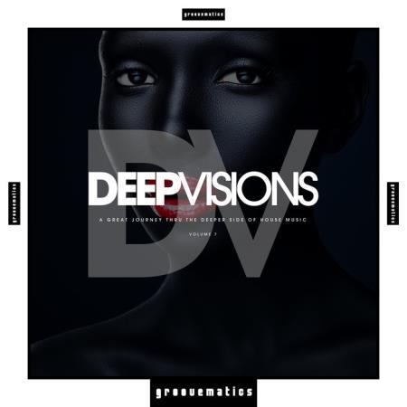 Groovematics - Deep Visions Vol 7 (2019)