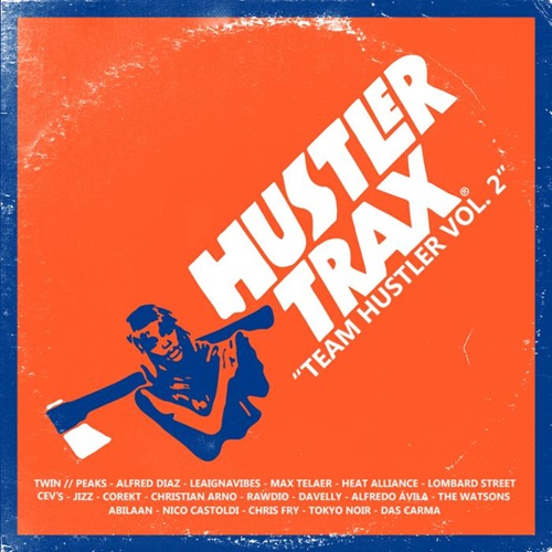 VA - Team Hustler, Vol. 2 (2019)