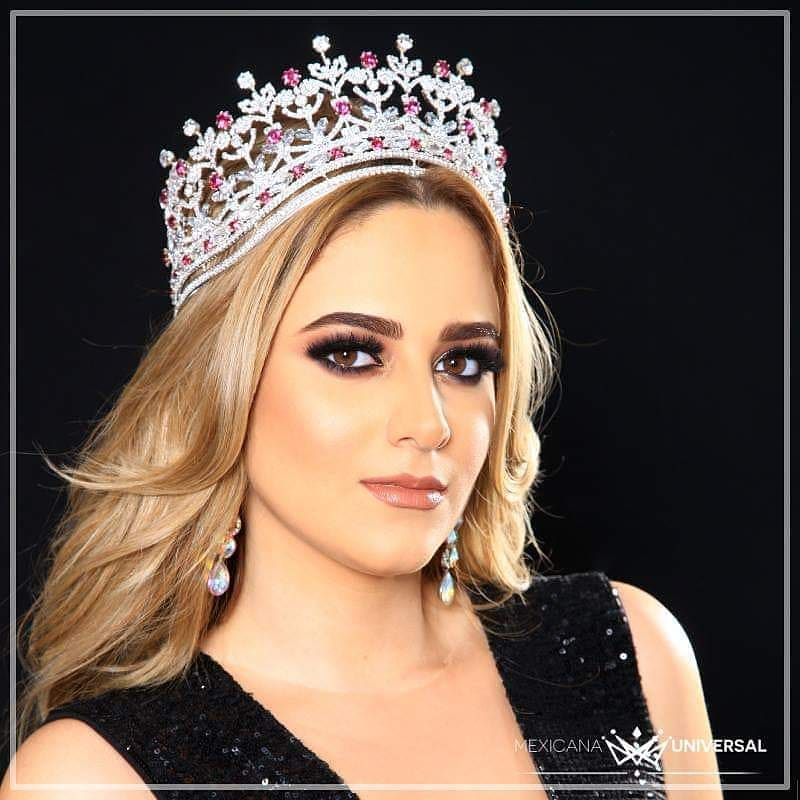 candidatas a mexicana universal 2019. final: 23 june. 949pn4ae