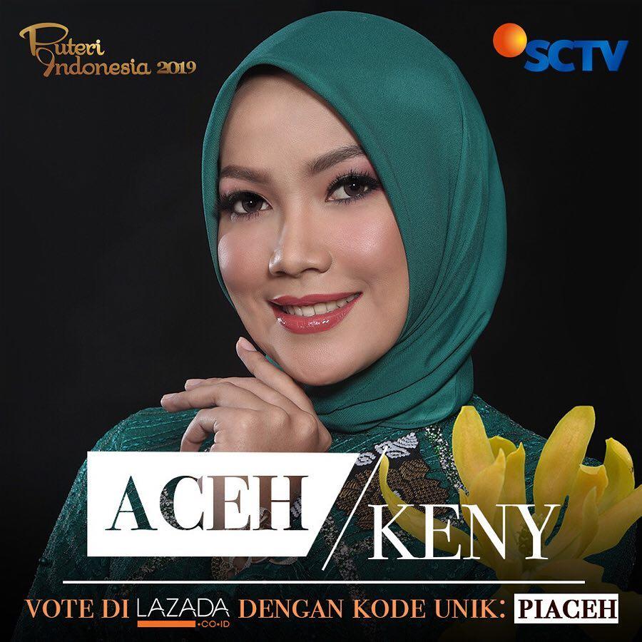 candidatas a puteri indonesia 2019. final: 8 marso. Edep7hst