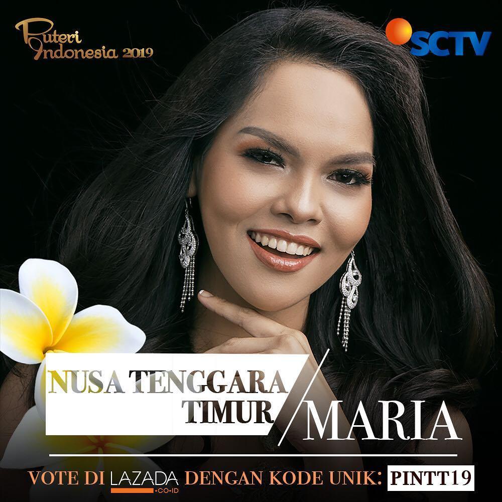 candidatas a puteri indonesia 2019. final: 8 marso. - Página 2 Ehujqrar