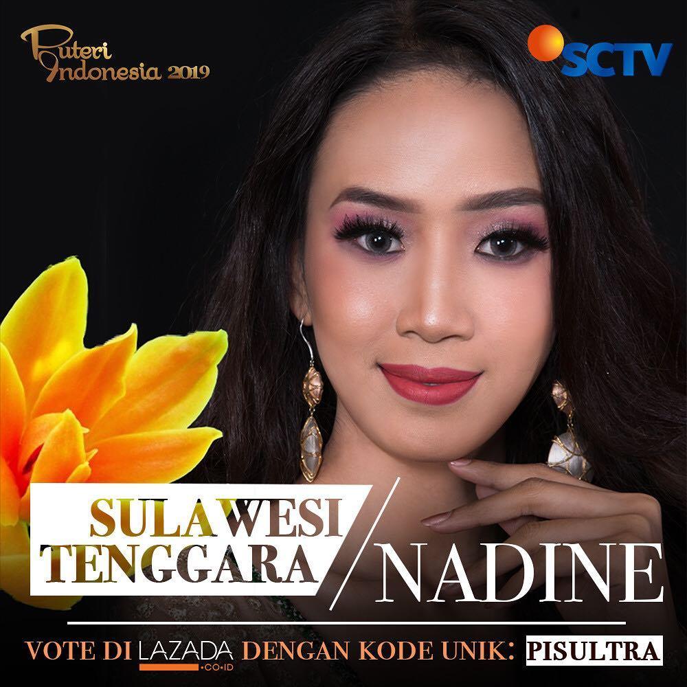 candidatas a puteri indonesia 2019. final: 8 marso. - Página 3 Tez9nhdr