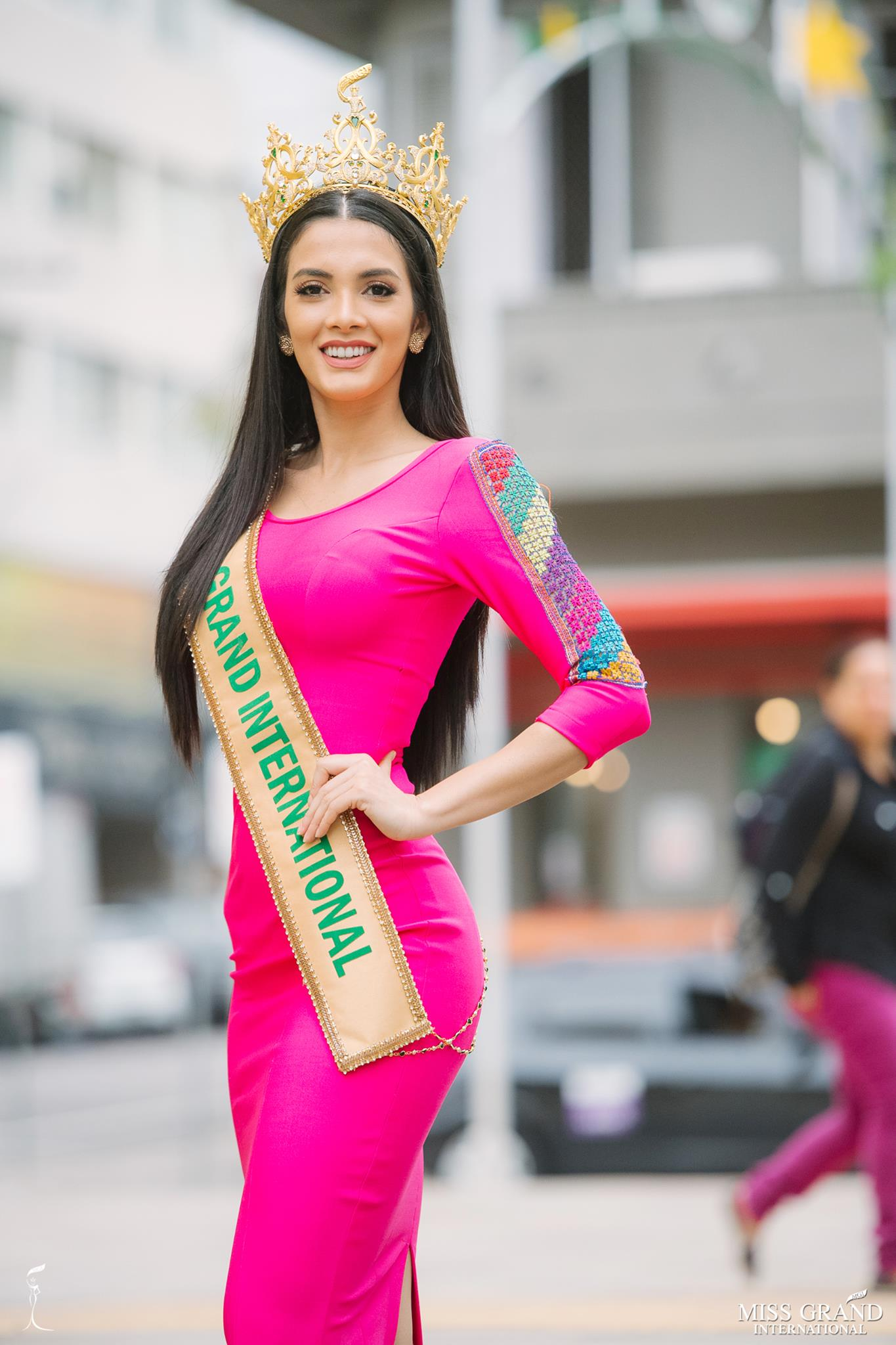 miss grand international 2018 visitando brasil para assistir a final de miss grand brasil 2019. Ctppnzwe