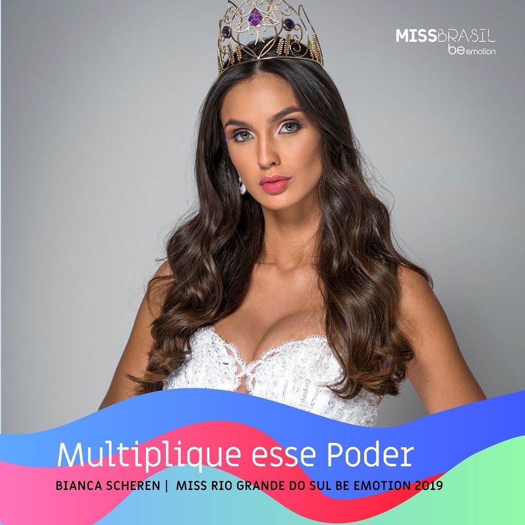 candidatas a miss brasil universo 2019. final: 09 de marso. - Página 6 2xwijnte