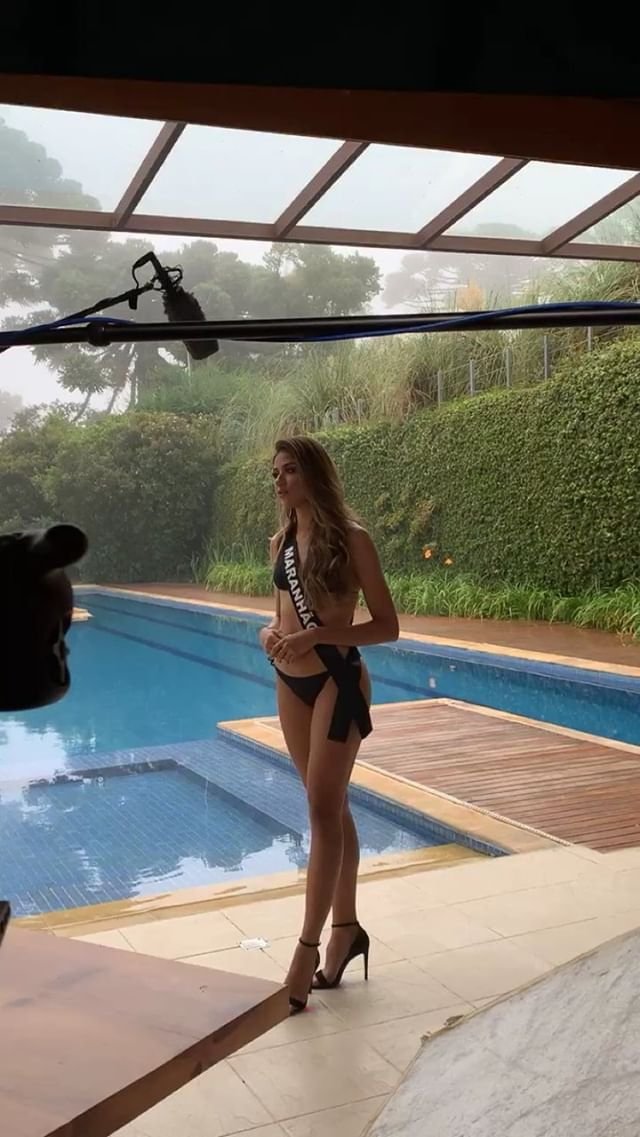candidatas a miss brasil universo 2019 de bikini.  Znyzhqjb
