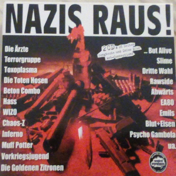 Various Artists – Nazis Raus!