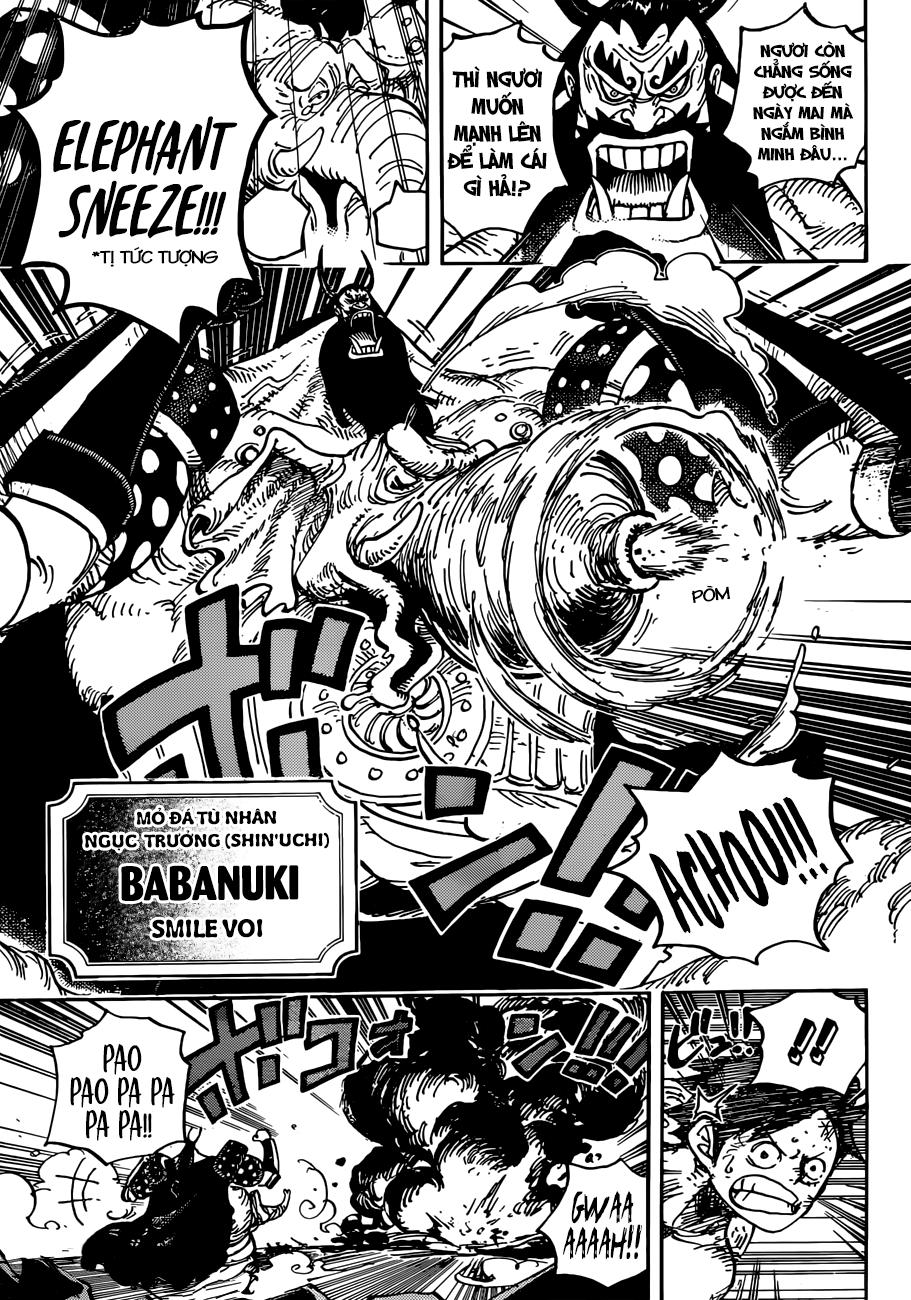 One Piece Chap 935 - Truyen.Chap.VN