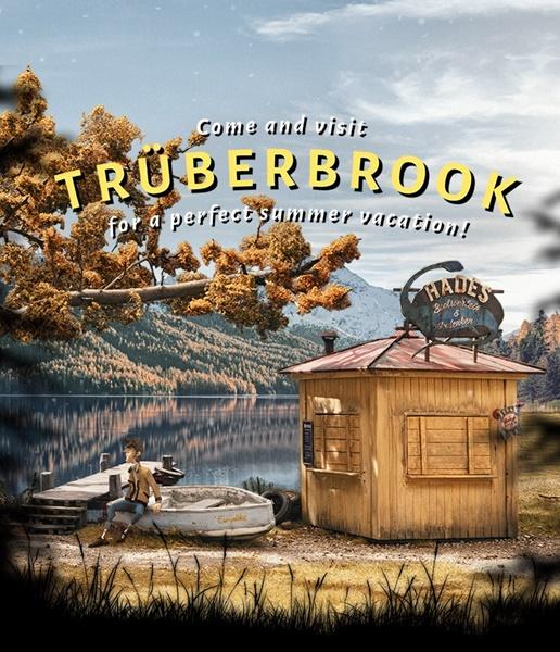 Truberbrook (2019/RUS/ENG/MULTi12)