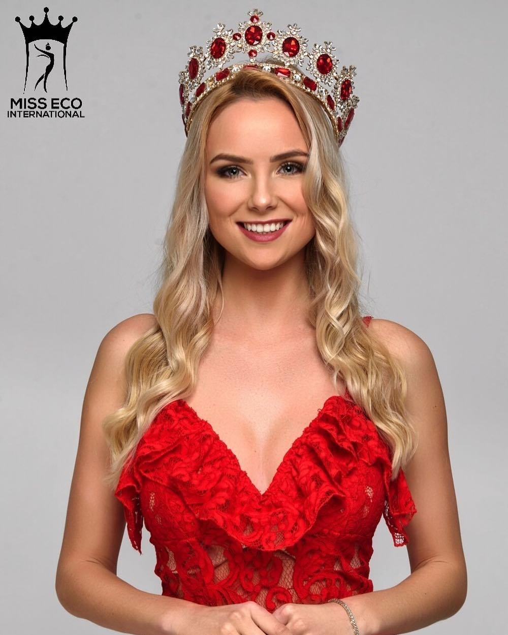 candidatas a miss eco international 2019. final: 29 march. - Página 2 V3fh87yu