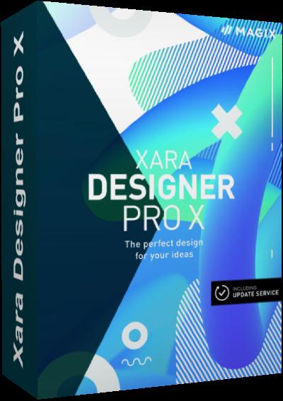 Xara Designer Pro X v16.1.1.56358 (x64)