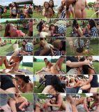 Jamie Valentine, Lizz Tayler, Trinity St. Clair-Pornstar orgy outside at field day with... [HD 720p] DormInvasion.com/BangBros.com [2019/852 MB]