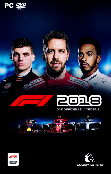 F1 2018: Headline Edition (2018/RUS/ENG/MULTi/RePack by xatab)