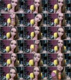 PornHub: MissBanana - Made him Cum in 5 Minutes with my Mouth [112 MB] - [FullHD 1080p]