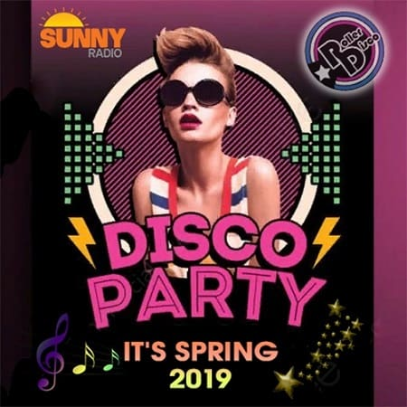 It's Spring Disco Party (2019)