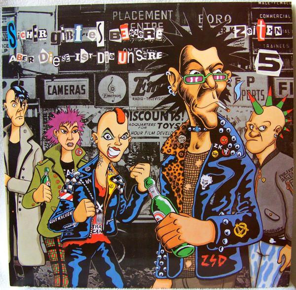 Various Artists – Sicher gibt es bessere Zeiten Vol. 5