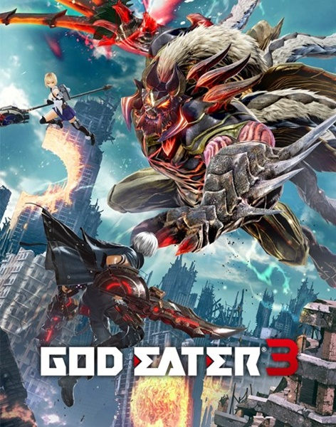 God Eater 3 (2019/RUS/ENG/MULTi/RePack by xatab)