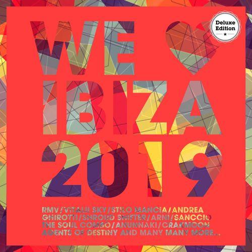 VA - We Love Ibiza 2019 (2019)