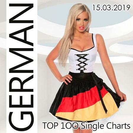 German Top 100 Single Charts 15.03.2019 (2019)