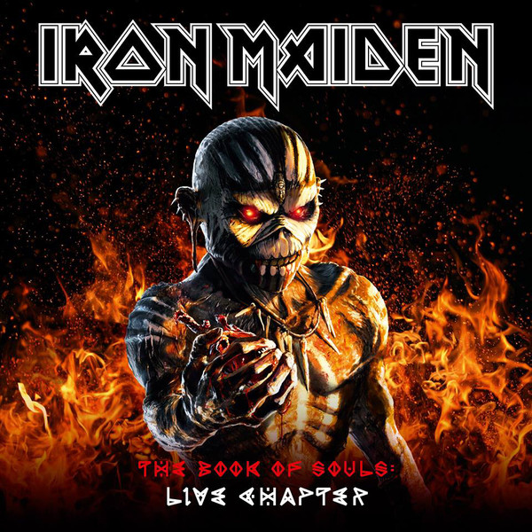 Iron Maiden – The Book of Souls. Live Chapter
