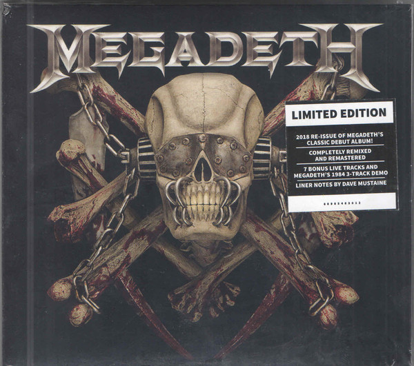 Megadeth – Killing Is My Business And Business Is Good (Deluxe Edition;Remastered)