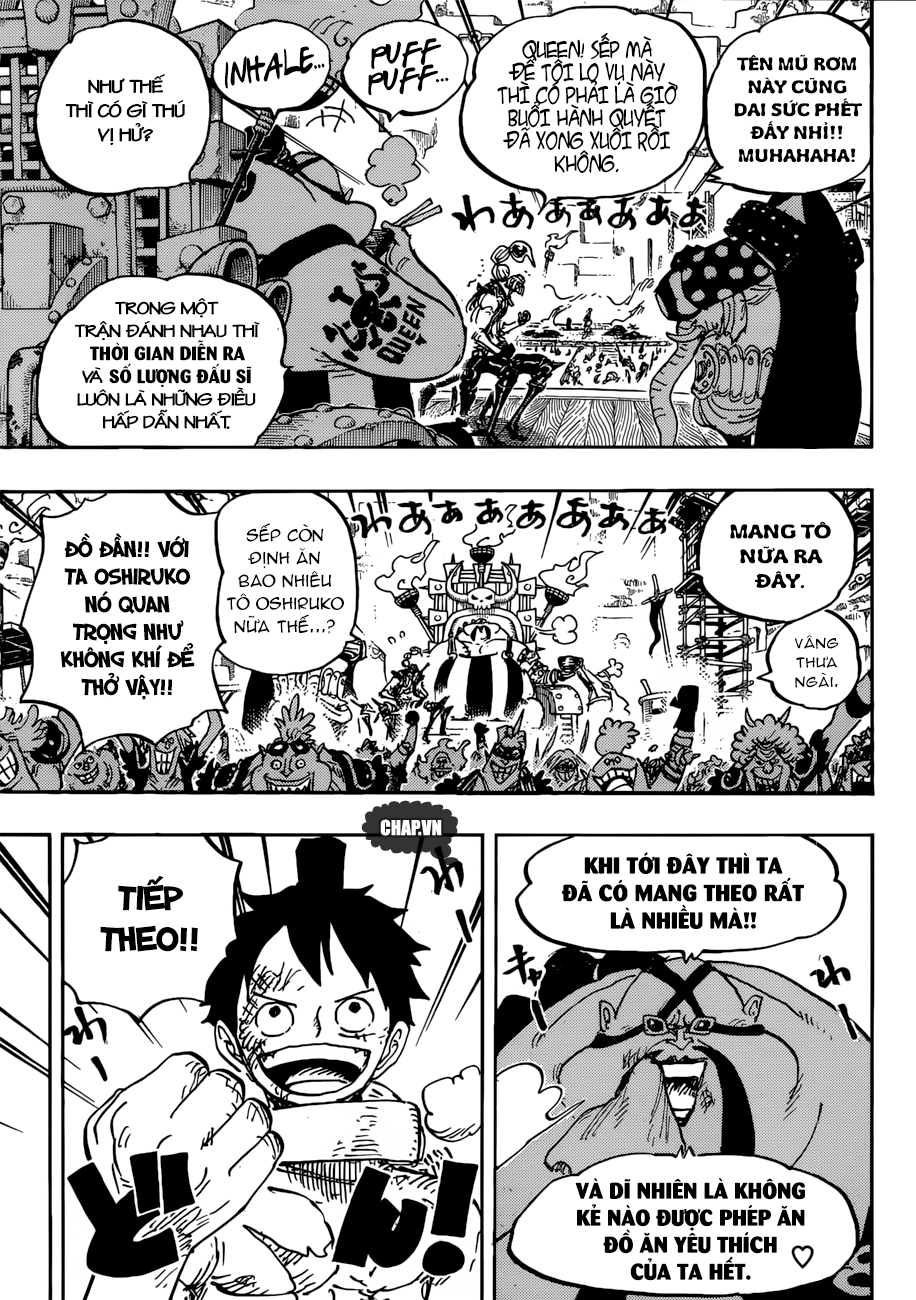 One Piece Chap 937 - Truyen.Chap.VN