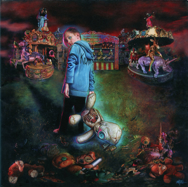 Korn – The Serenity of Suffering (Deluxe Edition)