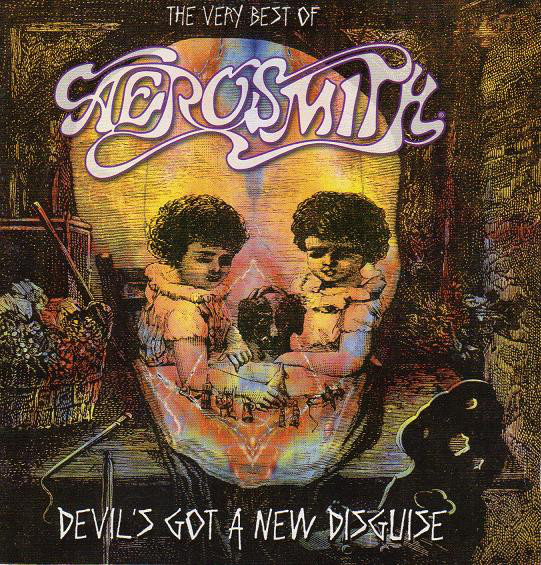 Aerosmith - Devil's Got A New Disguise (The Very Best Of)