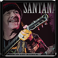 Carlos Santana - This Is My Guitar 2019