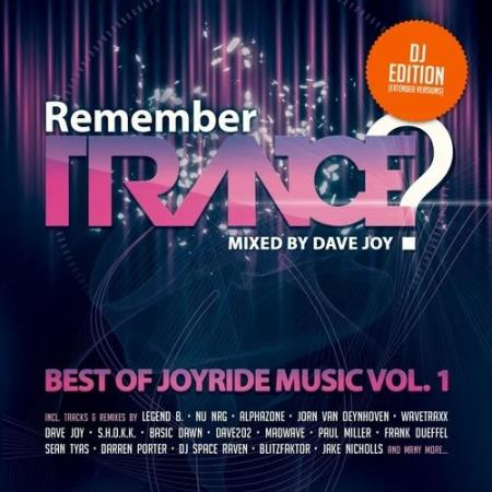 Dave Joy: Best Of Joyride Music, Vol. 1 (2016) FLAC