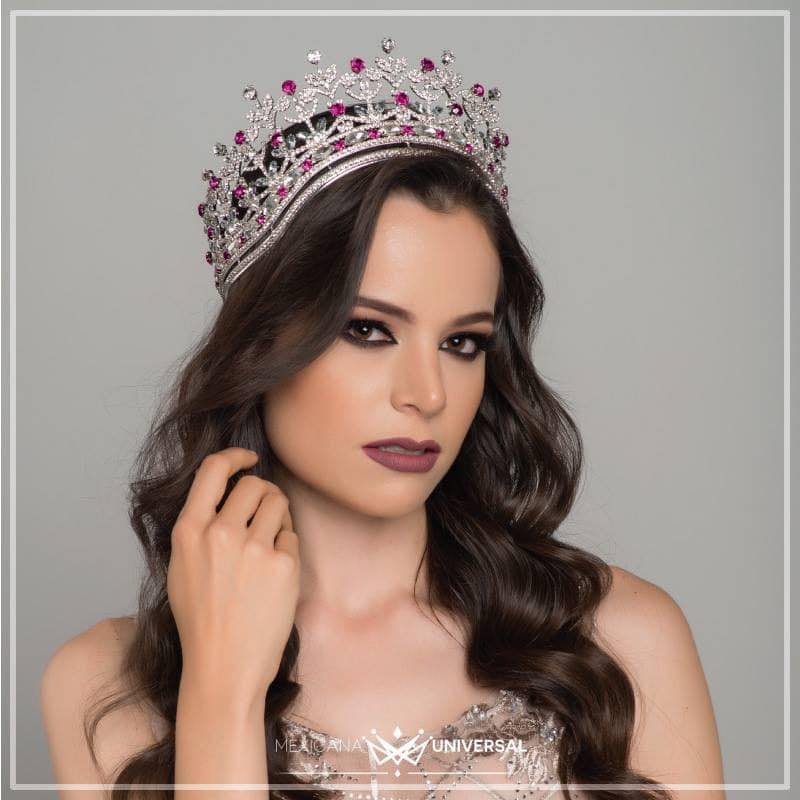 candidatas a mexicana universal 2019. final: 31 may (no confirmado 100%). - Página 2 Eahcgttb