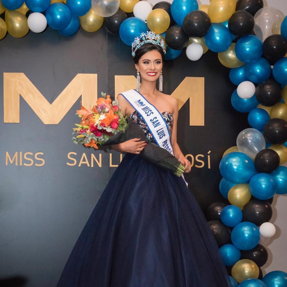 candidatas a miss mexico (mundo) 2019. final: 20 sept.   - Página 2 Om9vw4ao