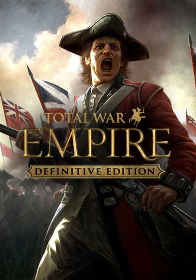 Total War: EMPIRE – Definitive Edition (2009/RUS/ENG/RePack by xatab)