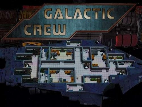 Galactic Crew (2019/RUS/ENG/MULTi10)