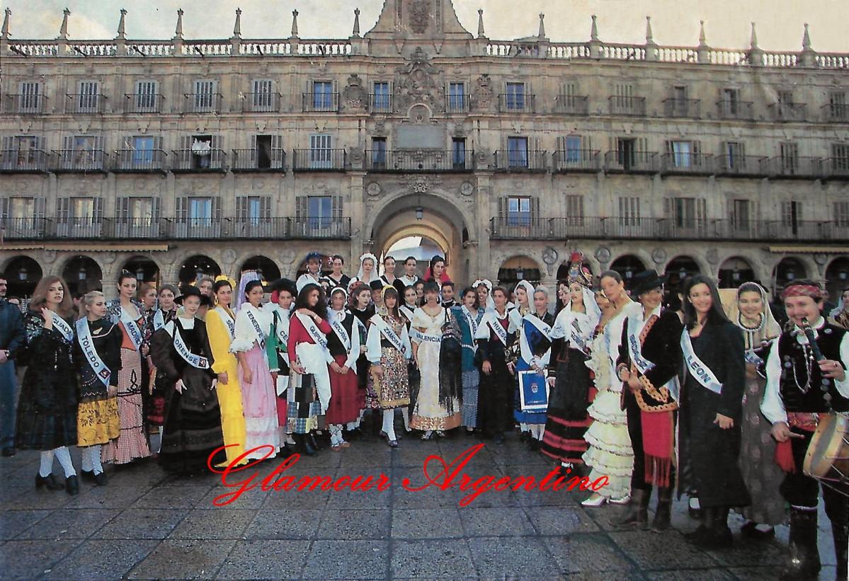 Cuando Salamanca acogió el certamen de Miss España 5uvkhxe4