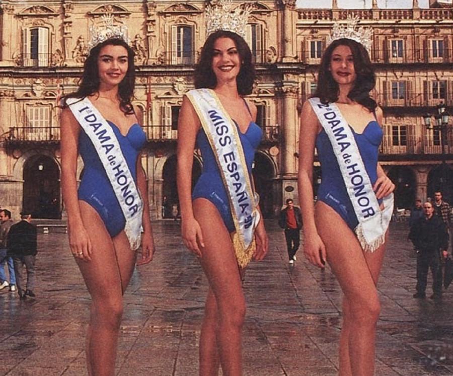 Cuando Salamanca acogió el certamen de Miss España Ghffu74f