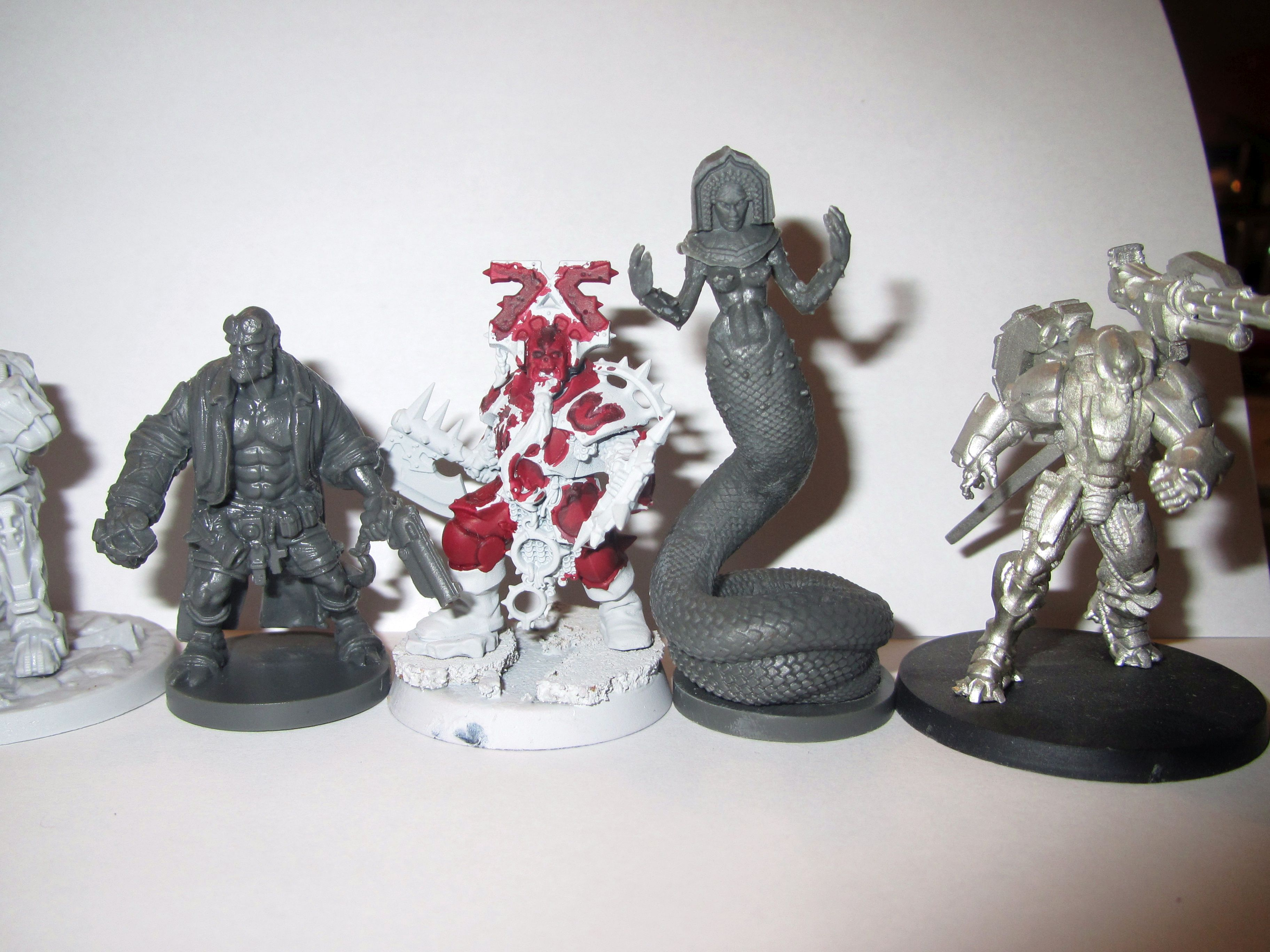 Unboxing Hellboy The Board Game Kickstarter Edition