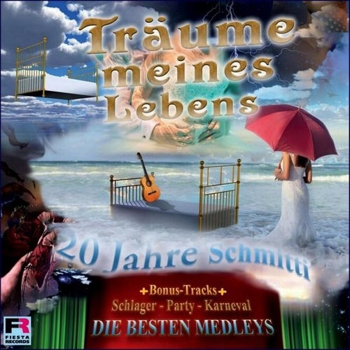 Schmitti - 20 Jahre Schmitti, Die Besten Medleys Schlager Party Karneval (Träume Meines Lebens) (2017)