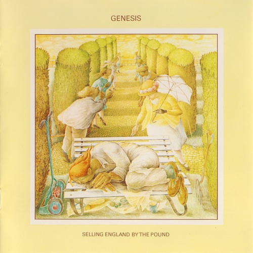 Genesis – Selling England by the Pound (Japanese Edition)