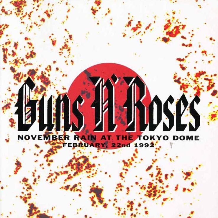 Guns N' Roses - November Rain at the Tokyo Dome (22.02.1992)