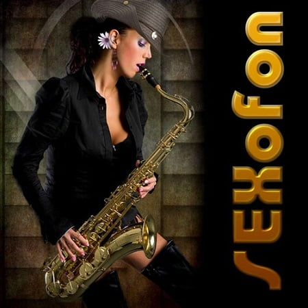 SEXofon [Relaxing and romantic saxophone music] (2019)