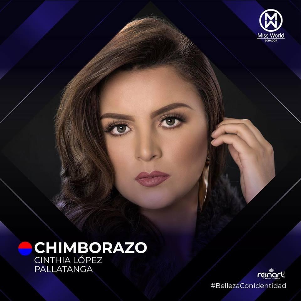 candidatas a miss world ecuador 2019. final: 27 de abril. 6m9rqfde
