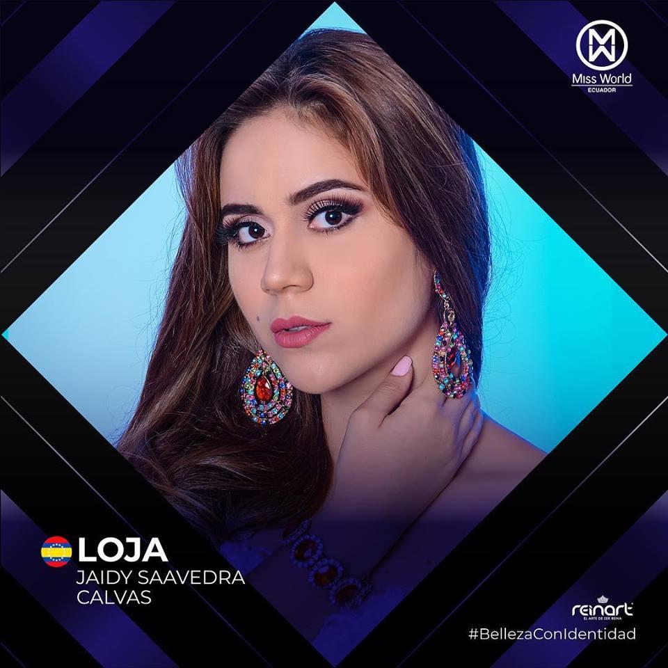 candidatas a miss world ecuador 2019. final: 27 de abril. 6xokzc82