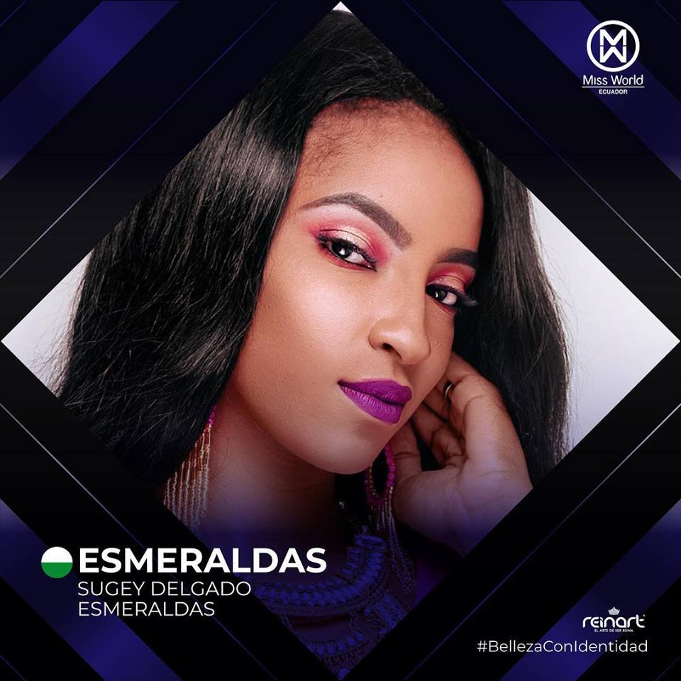 candidatas a miss world ecuador 2019. final: 27 de abril. 7y9wm97e