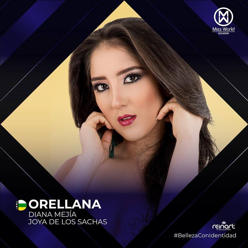 candidatas a miss world ecuador 2019. final: 27 de abril. - Página 2 Ikz3ruv8