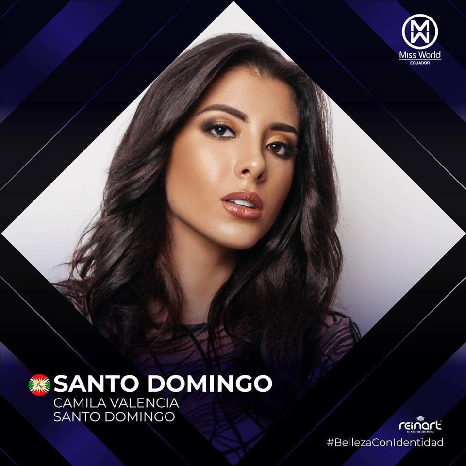 candidatas a miss world ecuador 2019. final: 27 de abril. - Página 2 Nzzl6av8