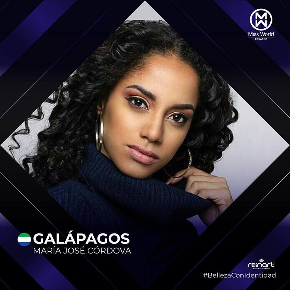 candidatas a miss world ecuador 2019. final: 27 de abril. Odlyjzrs